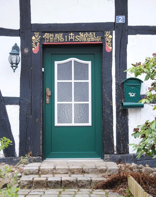 Schreiber-Haustüren-Tischler-Hildesheim